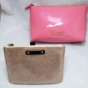 Kate Spade & Prada Candy Cosmetic Bags